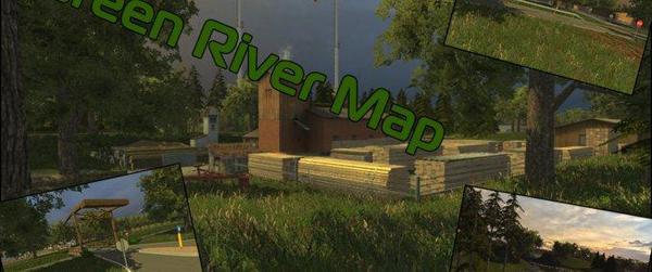 GREEN RIVER BYMIKE V1