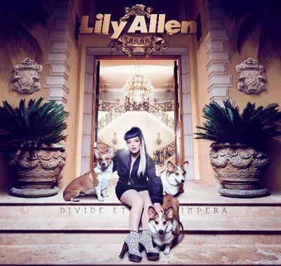 Lily Allen - Sheezus (2014) .mp3 - 320kbps