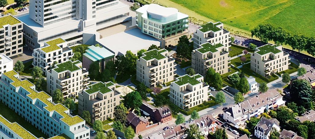 d sseldorf rheinkilometer 740 wohnhochhaus 70m in. Black Bedroom Furniture Sets. Home Design Ideas