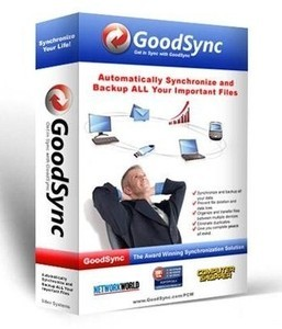 : GoodSync Enterprise Pro 10.1.1 Multilingual inkl.German