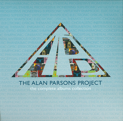 The Alan Parsons Project - The Complete Albums Collection [11CD - Box Set] (2014) .mp3 - 320kbps