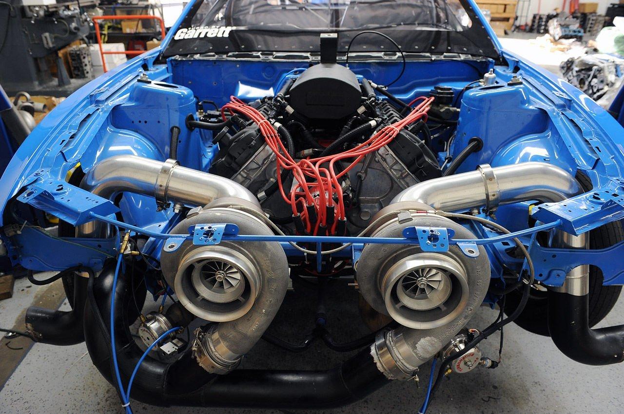 Twin turbo 22