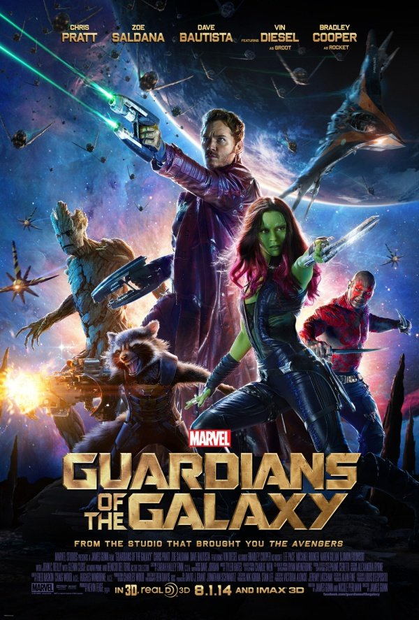 Stra�nicy Galaktyki / Guardians of the Galaxy (2014) [PLDUB.480p.BDRip.XviD.AC3-ELiTE] [Lektor PL]