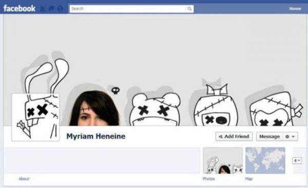 Pomysłowe profile na facebooku 4