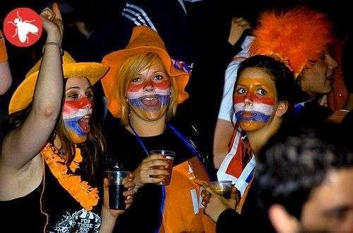 Kibicki Mistrzostw Europy 2008 12