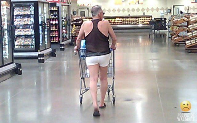 Najdziwniejsi klienci z WalMart #6 43