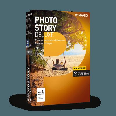 MAGIX Photostory 2017 Deluxe v16.1.1.33 - ITA