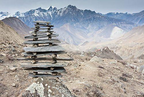 Niesamowite układanki z kamieni 14