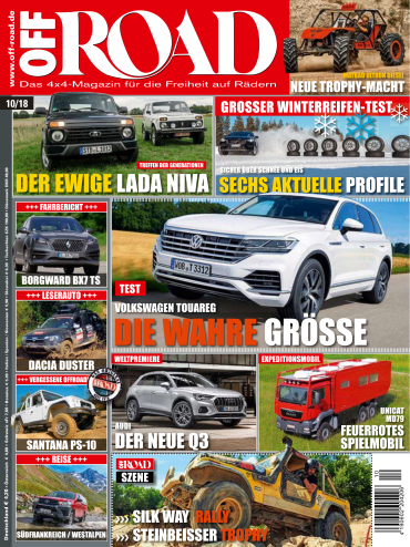 :  Off Road Automagazin Oktober No 10 2018