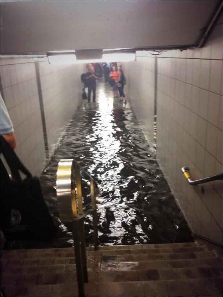 Toronto pod wodą 15