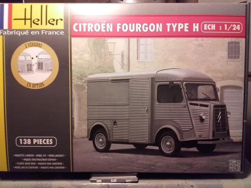 Citroen H 1950/60 H1pasko