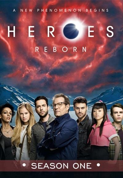 Heroes Reborn 1. Sezon Tüm Bölümler Güncel 720p 1080p HDTV Türkçe Altyazılı – Tek Link