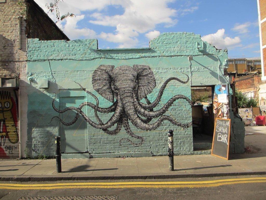 Street Art - sztuka ulicy #7 9