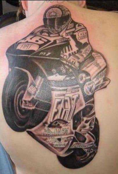 Tatuaże z motywem sportowym 27