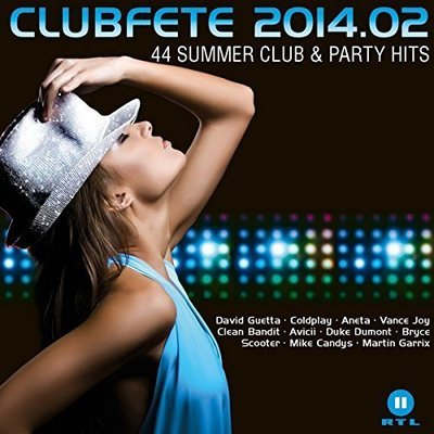 VA - Clubfete 2014.02 - 44 Summer Club & Party Hits [2CD] (2014) .mp3 - VBR