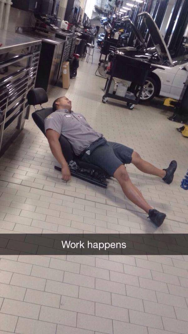 Jak było w pracy? #11 17