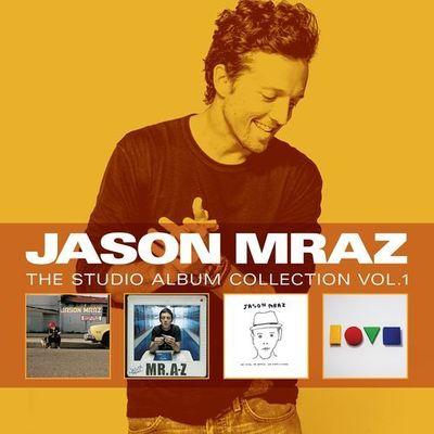 Jason Mraz - The Studio Album Collection Vol.01 (2014) .mp3 - V0