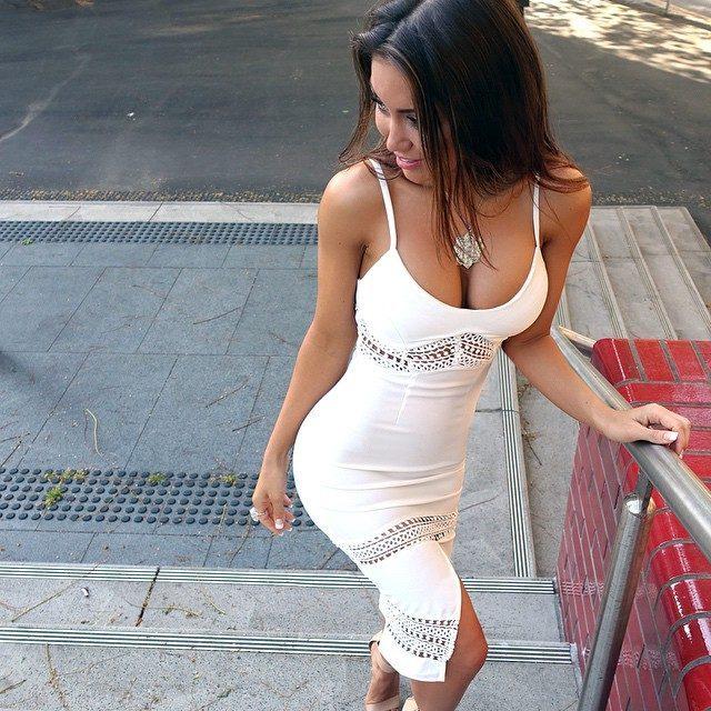 Obcisłe sukienki #26 14