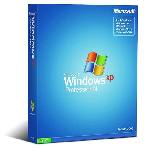 Windows XP Professional x86 Jan 2018