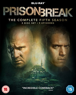 Prison Break - Stagione 5 (2017) (3/9) BDMux 720p ITA ENG AC3 x264 mkv