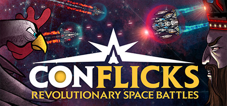 Conflicks Revolutionary Space Battles – PLAZA