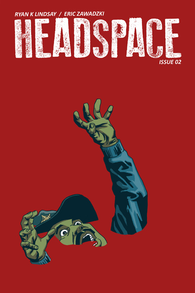 Headspace #1-8 (2014-2015) Complete