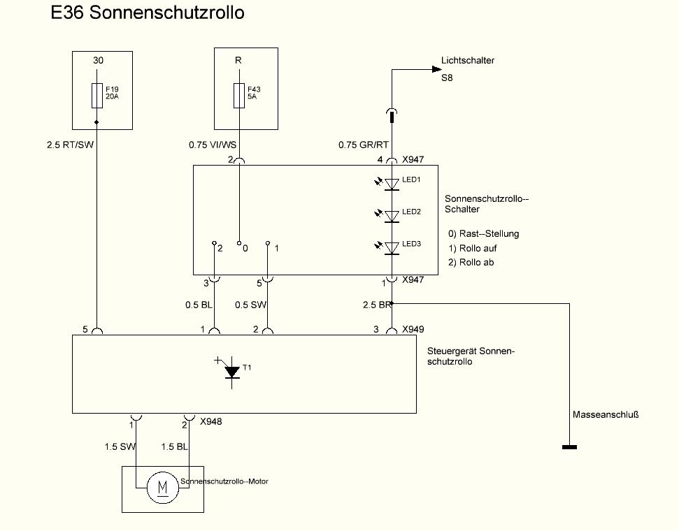 Schön Schaltplan Der Haupteinheit Fotos - Elektrische ...
