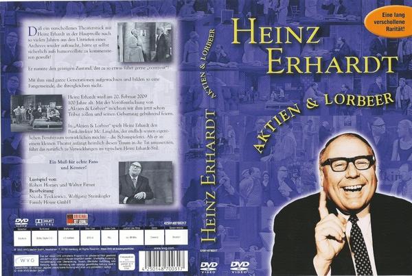 Komoedie Heinz Erhardt Aktien Und Lorbeer Dvd5 Complete