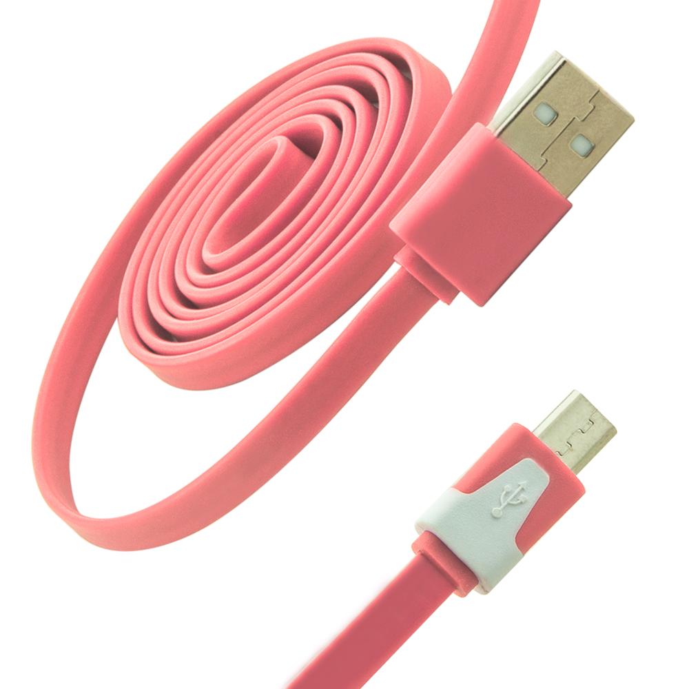 Micro Usb Kabel Flach 1m-2m-3m-micro-usb-flach-kabel