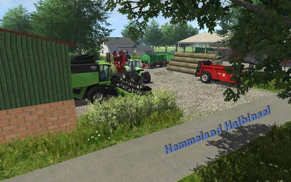 Hemmeland Peninsula v1.0