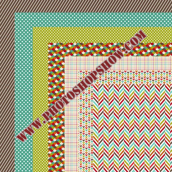 great color patterns, harika renkli desenler indir
