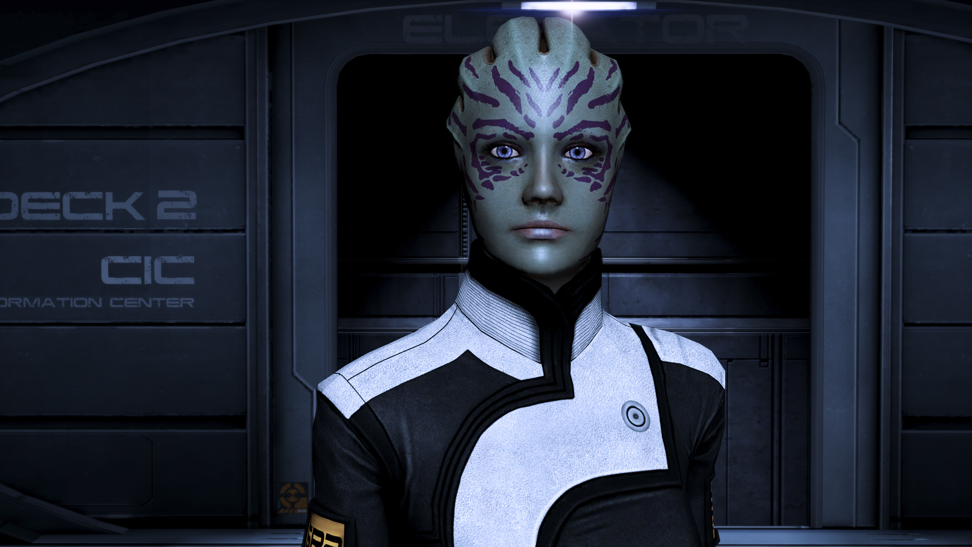 Trying To Switch Out Liara And Sheps Head Page 2 Me3 Explorer