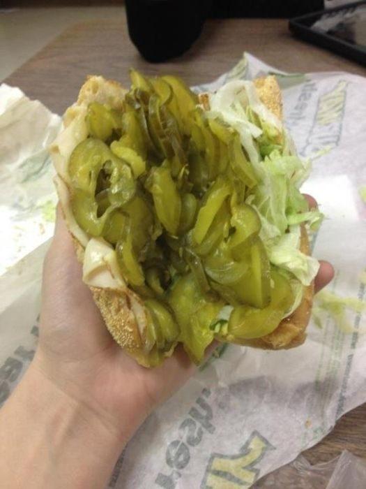 Fast foodowe koszmary 3