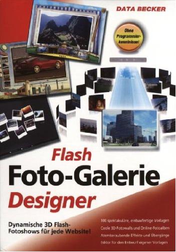 Data Becker- Flash Foto-Galerie Designer