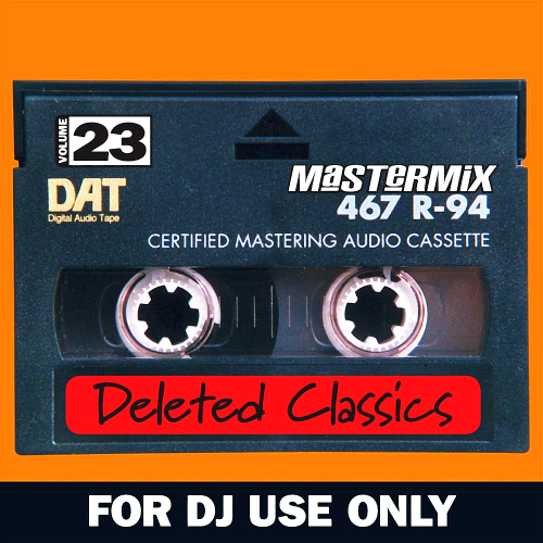 Mastermix Deleted Classics Vol 23 (Halloween) (2016)
