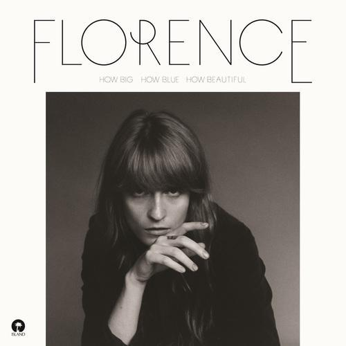 Florence + The Machine - How Big, How Blue, How Beautiful (iTunes Deluxe Edition) (2015)