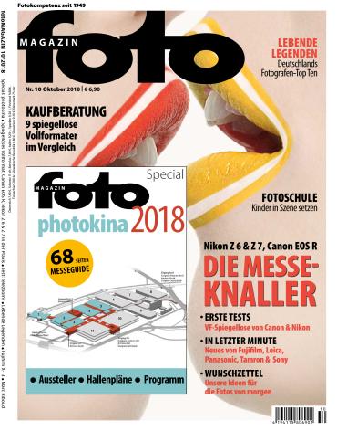 Fotomagazin Oktober No 10 2018