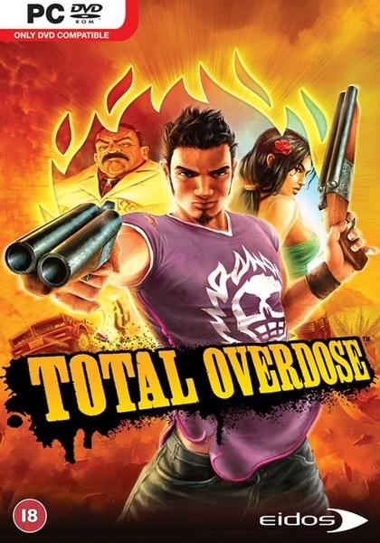 Total Overdose A Gunslingers Tale in Mexico MULTi2 – x X RIDDICK X x