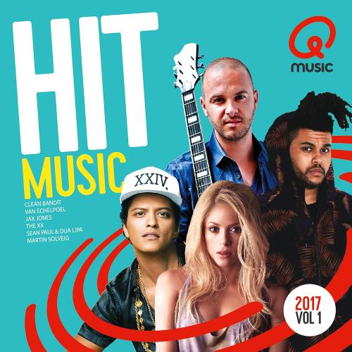 QMusic: Hit Music 2017.1 (2017)