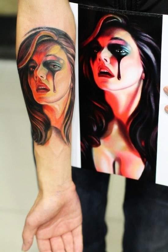 Świetne tatuaże #3 13