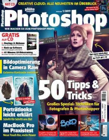 Digital  Photo Sonderheft Photoshop No 01-2017