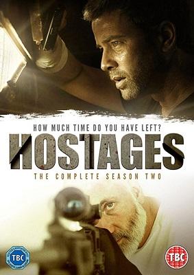 Hostages - Stagione 2 (2017) (Completa) WEBRip ITA AAC x264 mkv