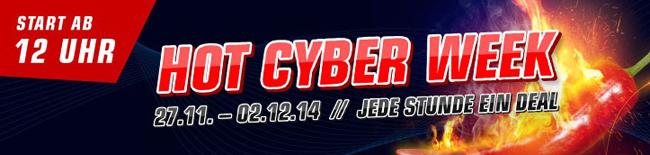 Cyber Monday / Black Friday: Liste der teilnehmenden Händler 2014