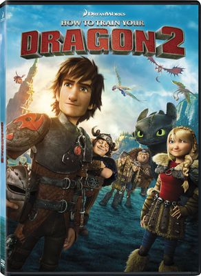 Dragon Trainer 2 (2014).Avi Dvdrip Xvid Ac3 - ITA