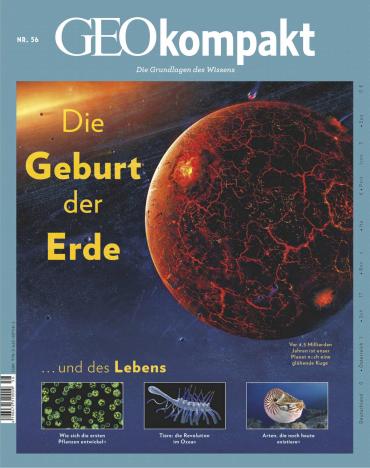Geo Kompakt (Die Grundlagen des Wissens) Magazin September No 56 2018