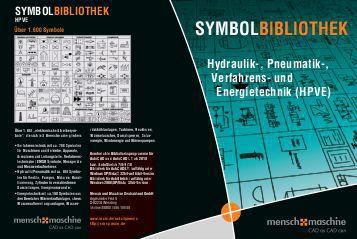 Mensch und Maschine - Autocad Symbolbibliotheken