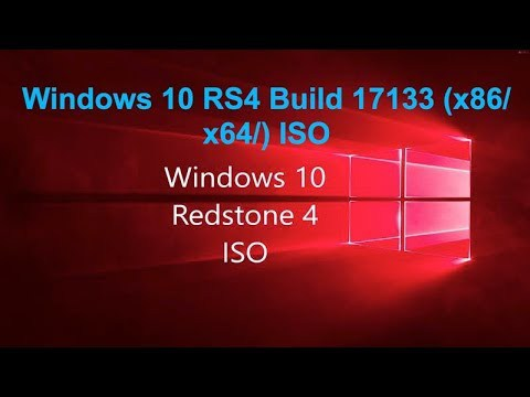 Windows 10 Aio 1803 Client Business x64/x86