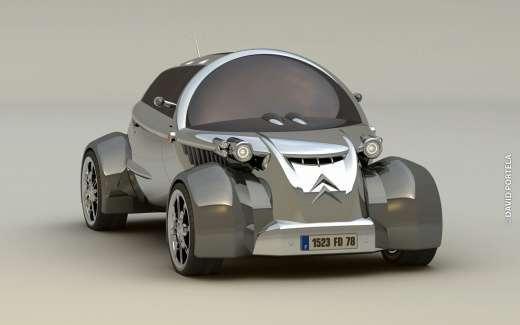 Citroen 2CV Concept 3