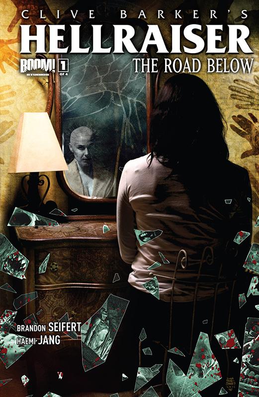 Clive Barker's Hellraiser - The Road Below #1-4 (2012-2013) Complete