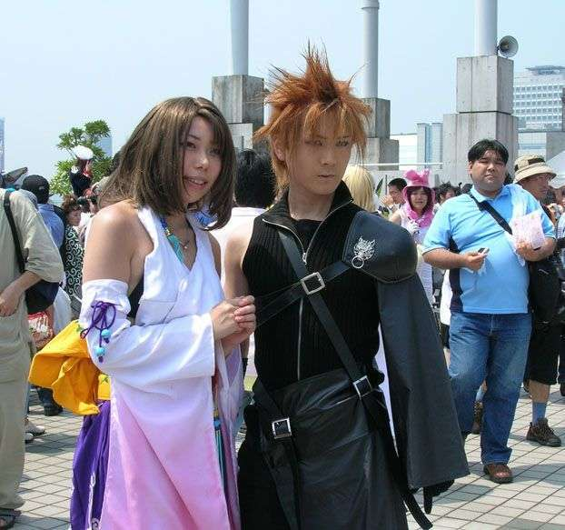 Cosplay: Final Fantasy 8